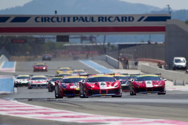 Circuit Paul Ricard: 2018 kehrt die Formel 1 zurück.