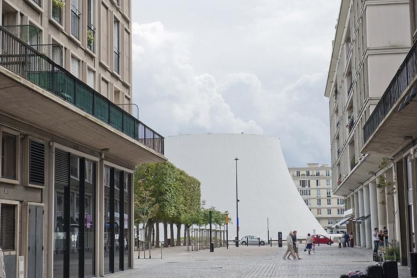 Le Havre. Foto: Hilke Maunder