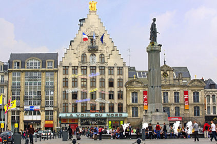 F_Lille_Place Charles de Gaulle_1_small©Atout France_Michel Angot