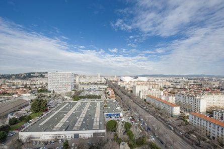 F_Marseille_Cité Radieuse_Dachterrasse_Blick West©Hilke Maunder