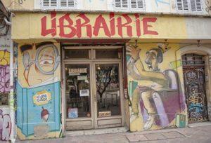 F_Marseille_Cours Julien_Street Art_Buchhandlung©Hilke Maunder