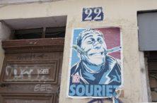 F_Marseille_Cours Julien_Street Art_Poster Souriez©Hilke Maunder