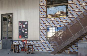 F_Marseille_Friche Belle-de-Mai_Les Grandes Tables_Eingang©Hilke Maunder