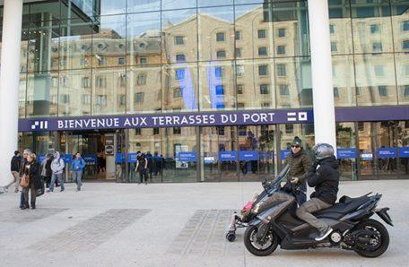 F_Marseille_Terrasses du Port_Eingang Süd_©Hilke Maunder