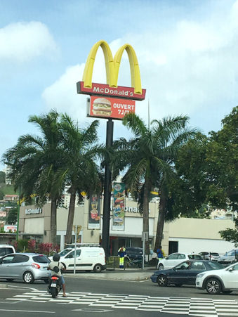 F_Martinique_Fort-de-France_McDonald's_credit_Hilke Maunder