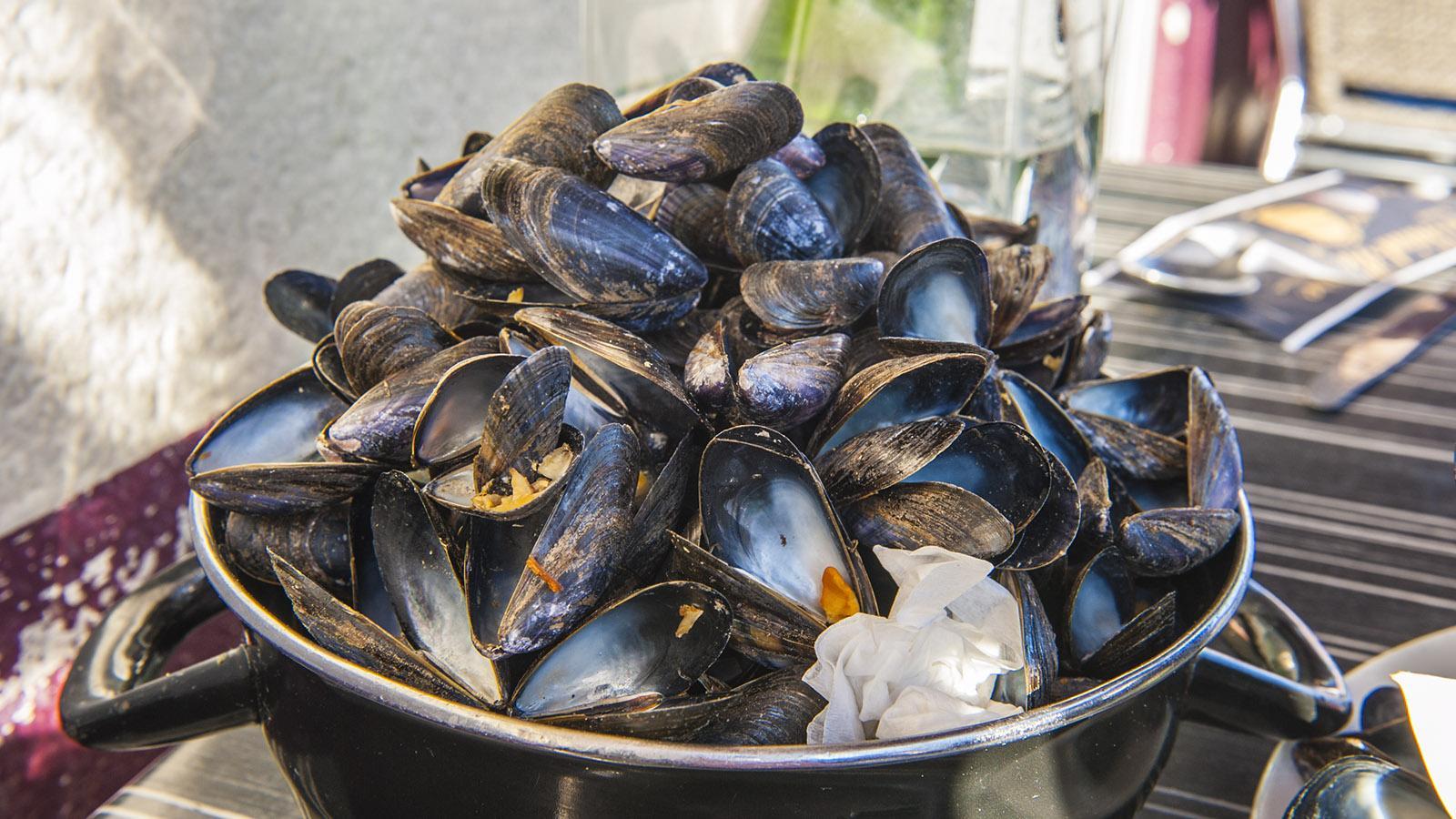 Sch't-Genuss: Miesmuscheln: Die Küche der Küste