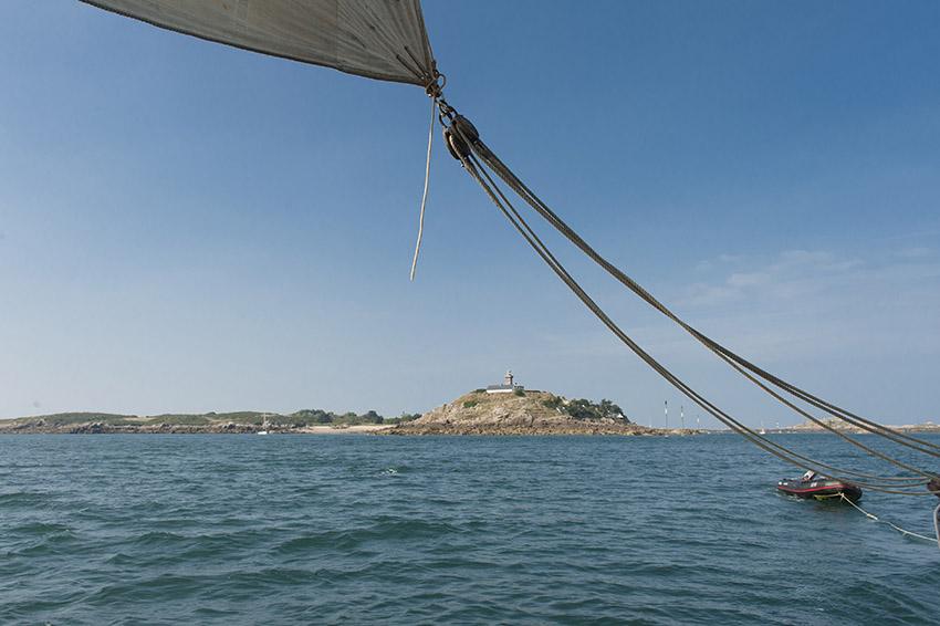 Segeln in Frankreich: Îles Chausey