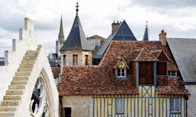 F_Normandie_Rouen_Historial Jeanne d'Arc (c) Métropole Rouen Normandie