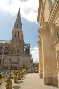 F/Normandie/Basse Normandie/Sées: Kathedrale