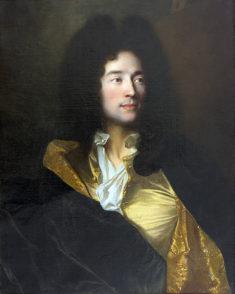 F_Perpignan_ RIGAUD Portrait de Gaspard Rigaud