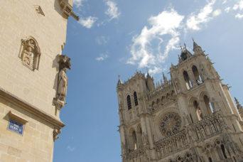 /F/Picardie/Somme/Amiens: Kathedrale