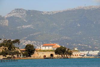 F/Provence/Var/Toulon/Umgebung/Presqu'île du Cap Sicle: Tamaris