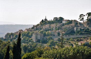 F_Provence_Bonnieux_Ortslage©Elke Burkart