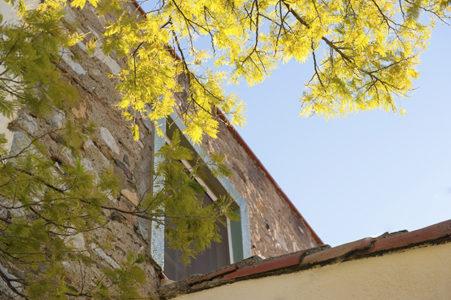 F_Pyrenäen_St Paul de Fenouillet-Gite_house_walls_credits_ Hilke Maunder