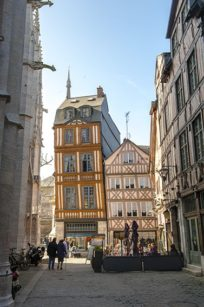 F_Rouen_Altstadt_1©Hilke Maunder