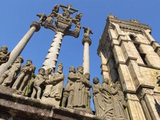 Enclos paroissal: Saint-Thégonnec