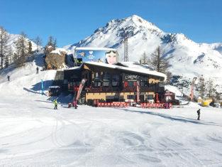 F_Serre Chevalier_Skigebiet_Berghütte L'Aravet_credits_Hilke Maunder