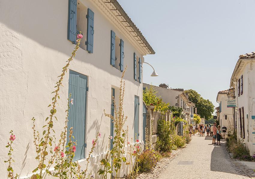 Talmont-sur-Gironde, Foto: Hilke Maunder
