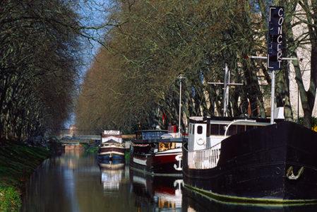 F/Midi-Pyrénées/Toulouse: Canal du  Brienne