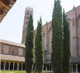 F_Toulouse_Église des Jacobins_Kreuzgang©Hilke Maunder