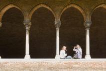 F_Toulouse_Église des Jacobins_Kreuzgang_2©Hilke Maunder