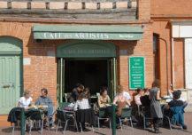 F_Toulouse_Garonne_Daurade_Café des Artistes©Hilke Maunder
