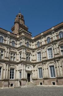 F/Midi-Pyrénées/Haute-Garonne/Toulouse: hôtel d'Assézat