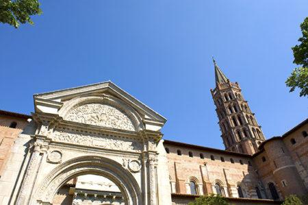 F/Midi-Pyrénées/Haute-Garonne/Toulouse: Saint-Sernin