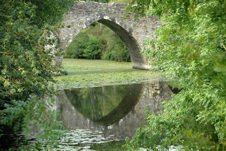 F/Pays de la Loire/Vendée/St. Hilaire De Loulay: Pont de Sénard