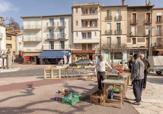 F_Vernet-les-Bains_Unterstadt_Rue de la Chapelle_Markt_1©Hilke Maunder