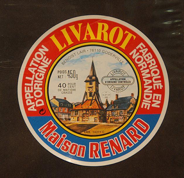F/Normandie/Calvados/Livarot: Graindorge, Village de Fromage, Ausstellung