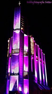 Poitou-Charentes_Royan_Kirche_Illumination_1_©Nathalie Sotter