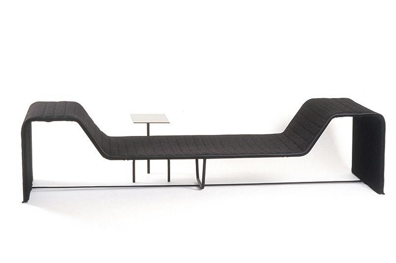 """Ronan Bouroullec entwarf """"Safe rest"""" für Domeau et Peres"""