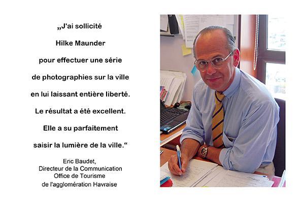 Testimonial Eric Baudet