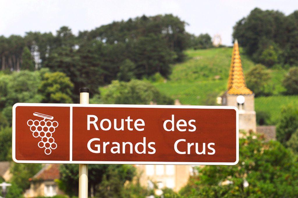 Weinstrasse - Foto Alain Doire-Burgund-Tourismus