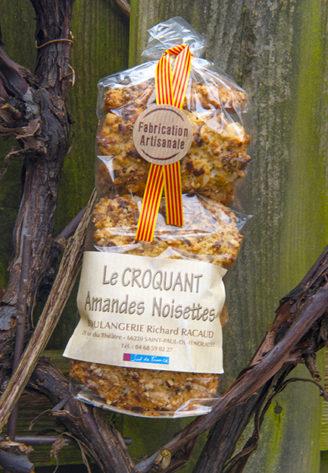 Saint-Paul-de-Fenouillet: Croquant. Foto: Hilke Maunder